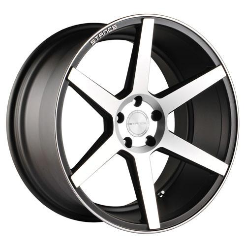 Stance Wheels SC6 Slate Gray Machine