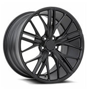 MRR Wheels M650 Matte Black