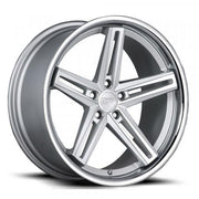 Concept One Wheels CS55 Silver Machined
