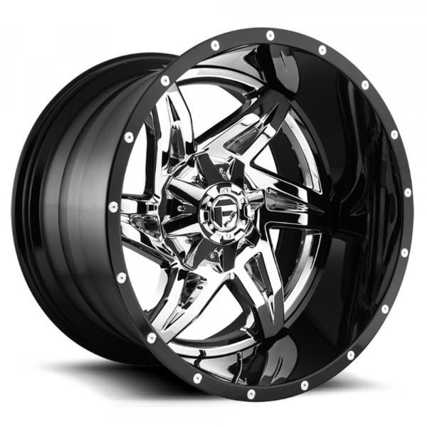 Fuel Off Road Wheels ROCKER Chrome
