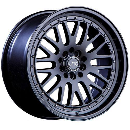 JNC Wheels JNC001 Matte Black