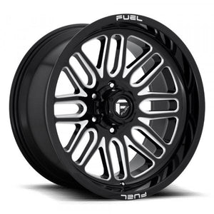 Fuel Off Road Wheels IGNITE Gloss Black Milled