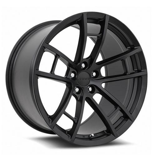 MRR Wheels M392 Matte Black