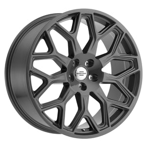 Redbourne Wheels King Gloss Gunmetal