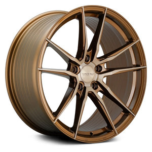 Varro Wheels VD18X Gloss Bronze Tinted Face