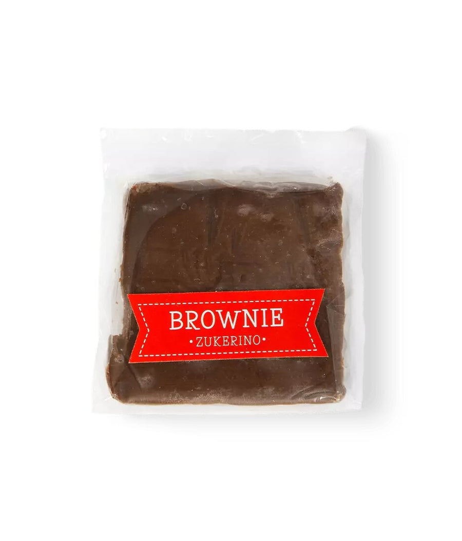 Brownie de chocolate individual