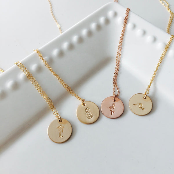 Summer Necklace (4 Styles)