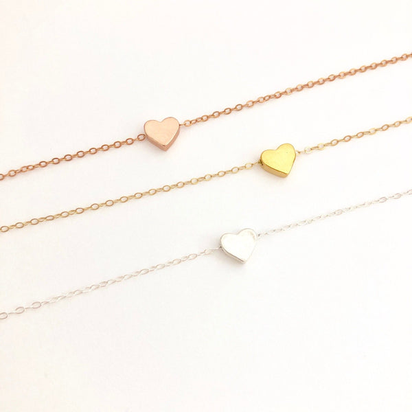 Katie Heart Necklace