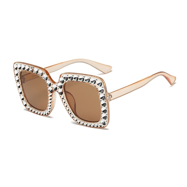 Luxury Vintage Sunglasses for Woman