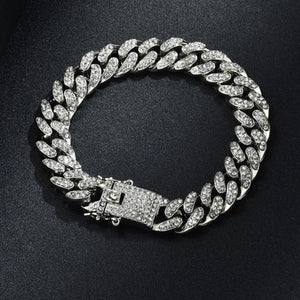 Men's bracelets Gold /Silver Color