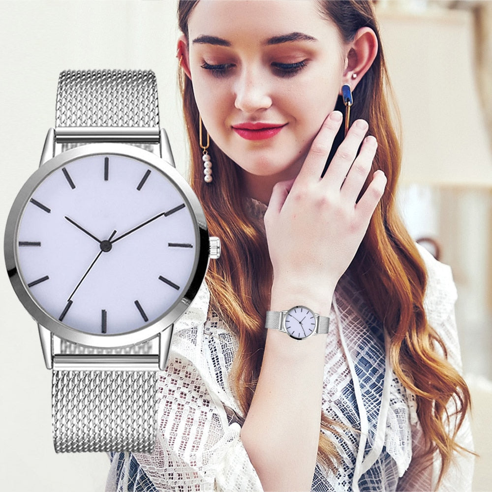 Creative simplicity  Luxury Women  Watches