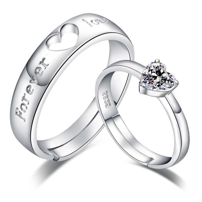 Love Wedding Engagement Rings