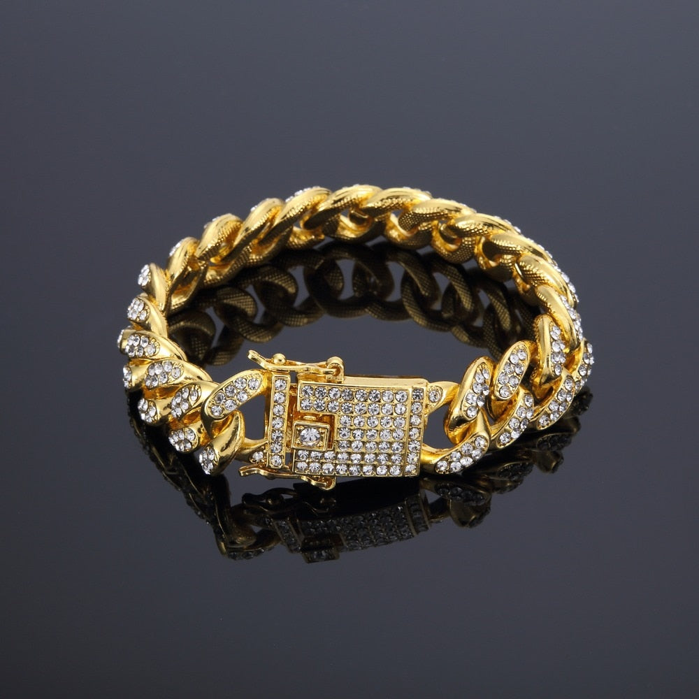 Cuban Link bracelets for Male