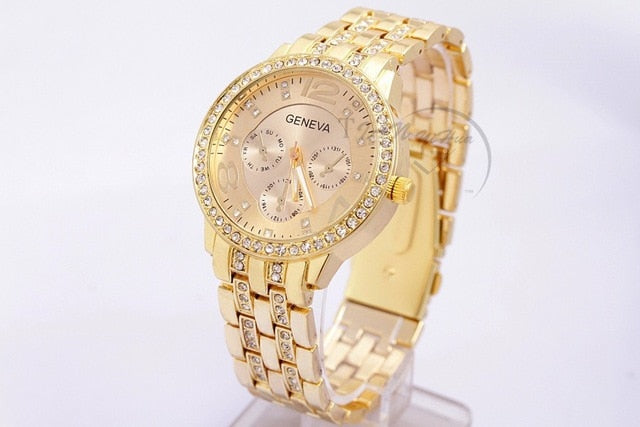 Shock resistant Women's watch