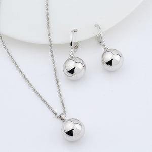 Women's Jewelry Set (Necklace/Earrings)