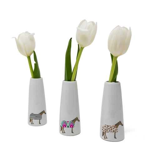 Horse of Windsor 2020 Bud Vase Set