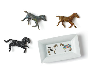 Horse of Windsor trinket tray