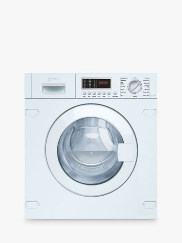 Neff V6540X1GB Integrated Washer Dryer,7/4kg,B rated,1400rpm RRP £1,049.00