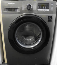 Load image into Gallery viewer, SAMSUNG Series 5 Ecobubble WW80TA046AE/EU 8 kg 1400 Spin Washing Machine - Grey