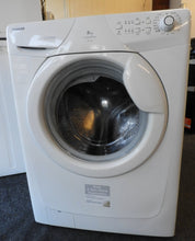 Load image into Gallery viewer, Hoover Freestanding OPH148 8kg washing machine A rated 1400rpm white