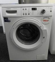 Load image into Gallery viewer, Bosch Vario Perfect WAQ283SOGB Waching Machine 8kg 1400 spin A+++