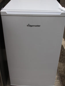 Fridgemaster MUR4892M Fridge Frost free with Ice Box 91L A+ Rated White