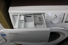 Load image into Gallery viewer, John Lewis & Partners JLWM1417 Freestanding Washing Machine,8kg, A+++,1400rpm,White