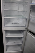 Load image into Gallery viewer, HISENSE RB390N4WB1 60/40 frost free 207L Fridge 93L Freezer A+ Black RRP£369.99
