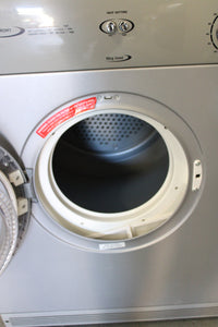 White Knight 447 Vented Tumble Dryer 6kg C rated Silver