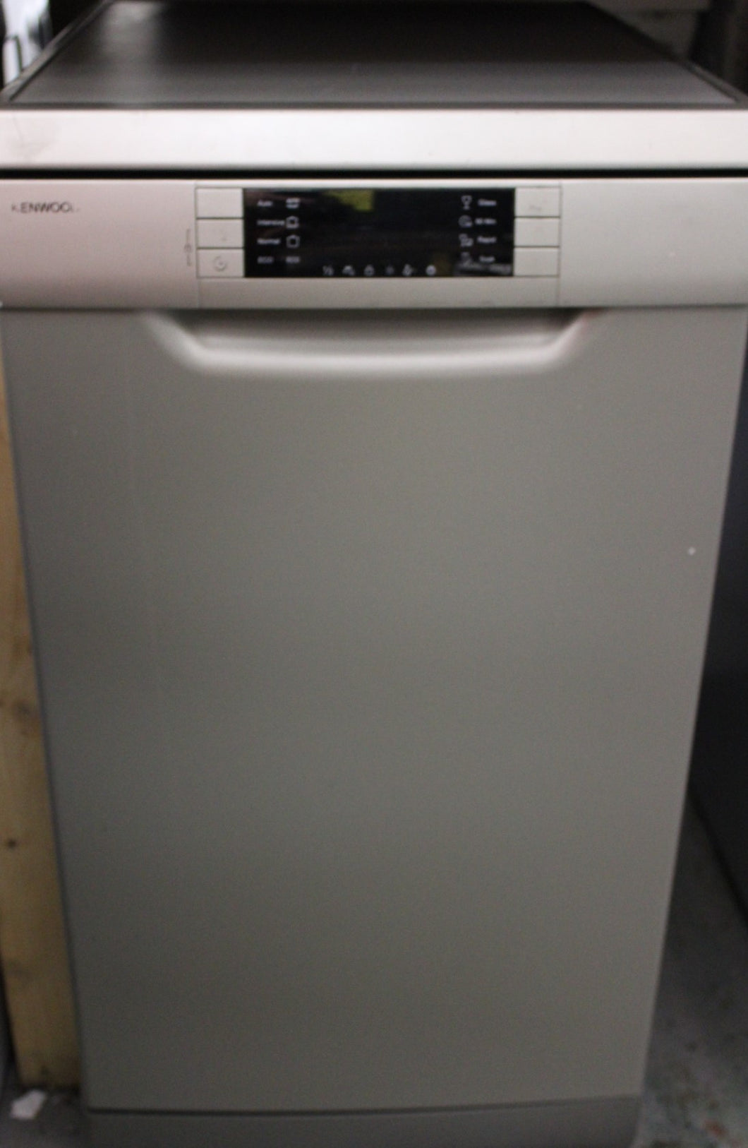 KENWOOD KDW45S16 Slimline Dishwasher A++ 9 place settings Silver