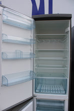 Load image into Gallery viewer, John Lewis&Partners JLSS2019 285L Fridge 78L Freezer, A+, 60cm, Stainless Steel