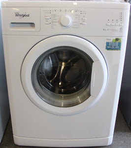 Whirlpool WWDC 6400/1 Washing Machine, 1400 RPM, A+++, 6kg White