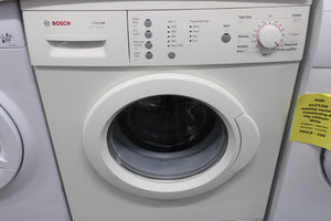 Bosch WAE24162UK Automatic Front Loading 1200 Spin A+ 6kg Washing Machine