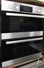 Load image into Gallery viewer, AEG SurroundCook DUB331110M Electric Built-under Double Oven A rated Stainless Steel RRP£695