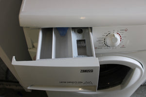 Zanussi ZWN6120L Freestanding A++ 8kg 1200rpm washing machine White