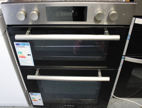 HOOVER H-OVEN 300 HDO8468X Built-in Electric Double Oven Stainless Steel