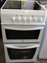 Load image into Gallery viewer, Rangemaster CLAS60NGFCR/C 60cm Gas Cooker Double Oven 4 Burners Cream RRP£699