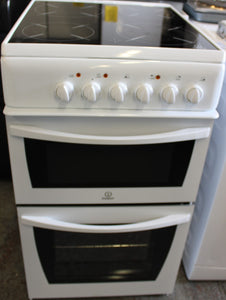 Rangemaster CLAS60NGFCR/C 60cm Gas Cooker Double Oven 4 Burners Cream RRP£699