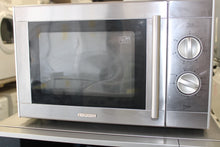Load image into Gallery viewer, Bush BM750PSLGM Microwave 800W 20L Freestanding Silver