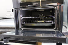 Load image into Gallery viewer, Zanussi ZOF35802XK Double Built Under Electric Oven RRP£599