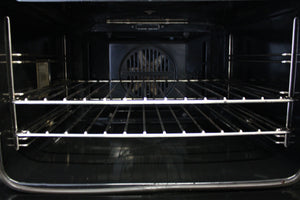 Prima IGNIS 60cm wide Electric Double oven/grill built under Stainless steel