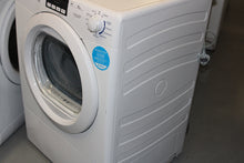 Load image into Gallery viewer, CANDY GVCD91WB-80 9kg B Rated 2 Temps Freestanding Condenser Tumble Dryer in White