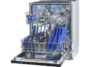 BEKO DIN15X20 Full-size Fully Integrated 49 dB(A) A++ 13 place Dishwasher £199