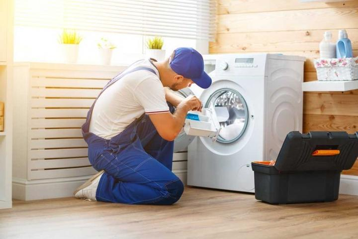 Install - Freestanding washing machines, dishwashers