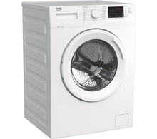 Load image into Gallery viewer, BEKO WTK104121W 10 kg 1400 Spin A+++ Washing Machine White