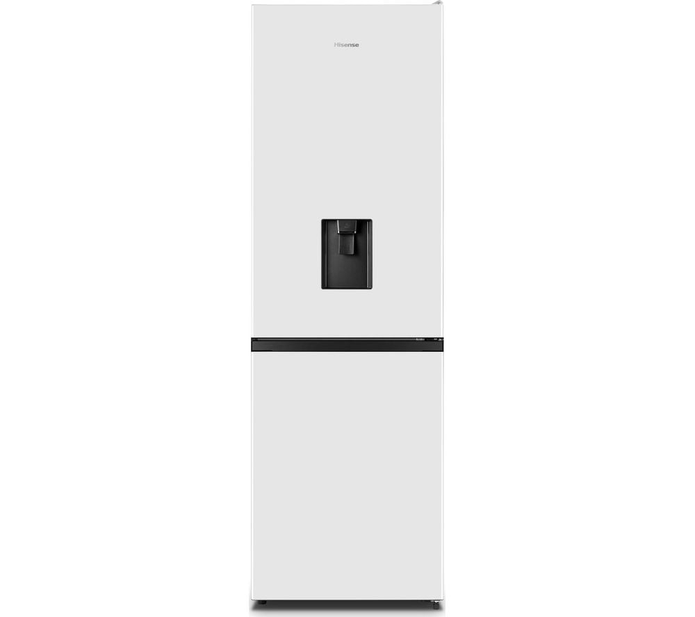 HISENSE RB390N4WW1 60/40 frost free 207L Fridge 93L Freezer A+ White RRP£349.99