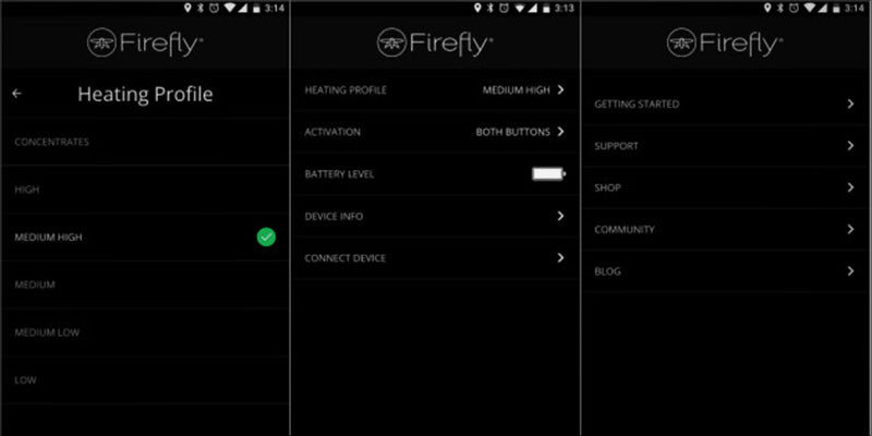 Firefly App  NamasteVapes New Zealand
