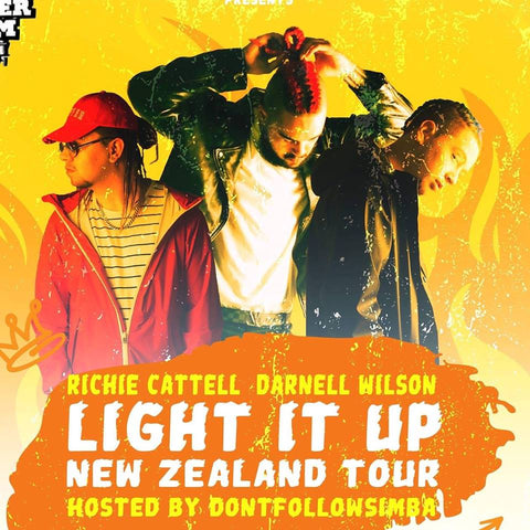 Light it up tour