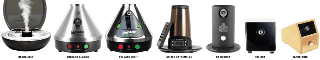 Desktop Vaporizers or Portable Vaporizers | Why & when?