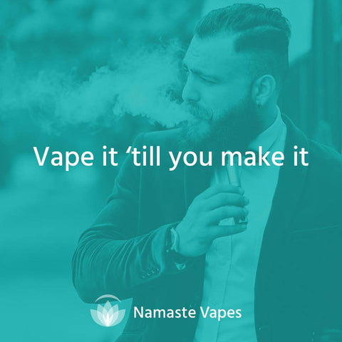 NamasteVapes Quote